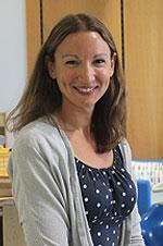 Referentin Heidy de Blum im Baby- und Kleinkindtreff (Foto: Simone Hümmer / MGH)
