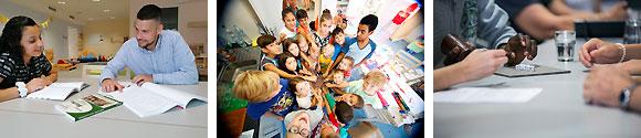 Zusammenhalt fördern - Integration stärken (Fotos: René Ruprecht und MGH-Team)